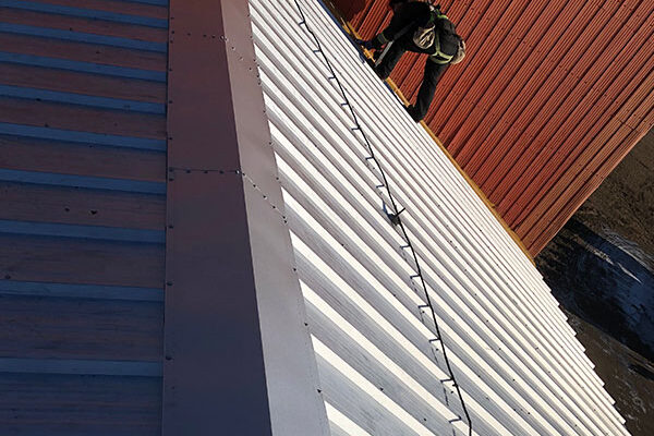 New-Metal-Roofing-on-a-Grain-Elevator-3